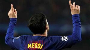 Messi es considerado como uno de los mejores del mundo