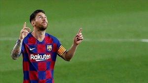 Messi quiere volver a ganar la Champions con el Barça