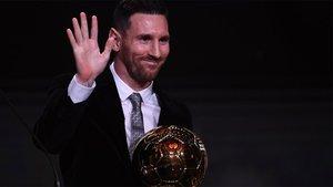 Messi es único en su especie