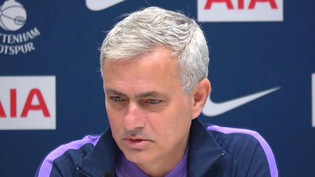 Mourinho: El United es un capítulo cerrado para mi