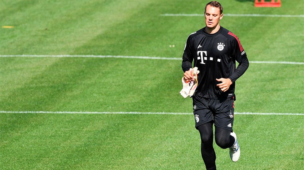 Neuer: Espero que no sea el último partido de Thiago en el Bayern