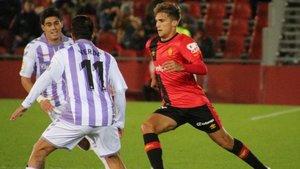 Pablo Ramon fue titular con 17 años en la Copa del Rey