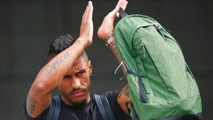 Paulinho vuelve a China