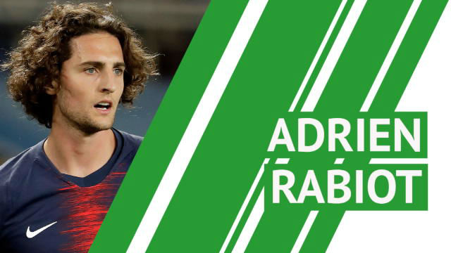 Paris Saint-Germain midfielder Adrien Rabiot 'set for Liverpool move'