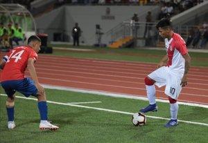 Perú y Chile no se hicieron daño en su primer partido en el Sudamericano Sub 17
