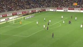 Rakitic maquilló el marcador con soberbio disparo a la escuadra