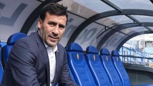 Raül Agné ha dejado de ser el entrenador del Zaragoza