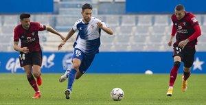 El Sabadell logró registrar su primera victoria en esta campaña ante el Leganés