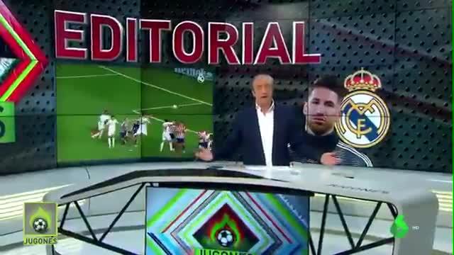 Si Sergio Ramos quiere irse deberían abrirle las puertas