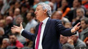 Svetislav Pesic destacó la mejoría defensiva del equipo