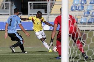 Uruguay, junto con Argentina y Ecuador ya aseguraron su participación en el Mundial Sub20