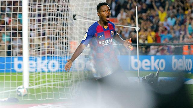 Valverde: Con Ansu se va a hacer la bola muy grande