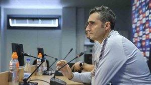 Valverde no se fía de la situación del Rayo