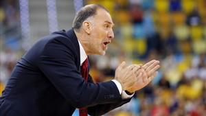 Veljko Mrsic, nuevo entrenador de Bilbao Basket