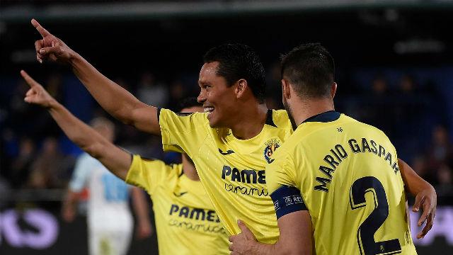 El Villarreal no da opción al Zenit y se mete en cuartos