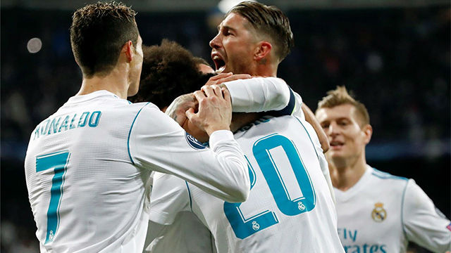 Real Madrid 3 1 Psg No Lessons Learned For The French
