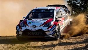 El piloto estonio se impuso en la primera etapa en Portugal