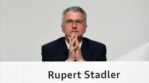 El presidente de Audi, Rupert Stadler.