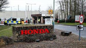 Planta de Honda en Swindon.