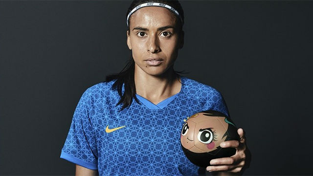 Andressa Alves protagoniza el último anuncio de Nike