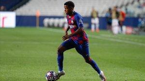 Ansu Fati es un pilar del nuevo proyecto del FC Barcelona