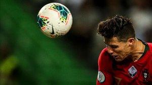 Ante Ucrania, Cristiano Ronaldo liderará por enésima vez a Portugal