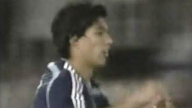 Así marcó Súarez ante el Slavia Praga su primer gol en Champions