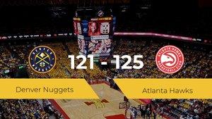 Atlanta Hawks se hace con la victoria en el Pepsi Center contra Denver Nuggets por 121-125