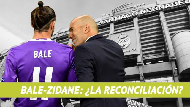 Bale - Zidane: ¿la reconciliación?