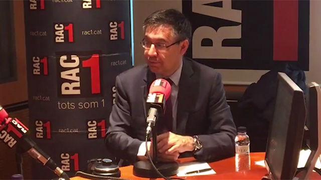 Bartomeu habló con el representante de Griezmann en octubre