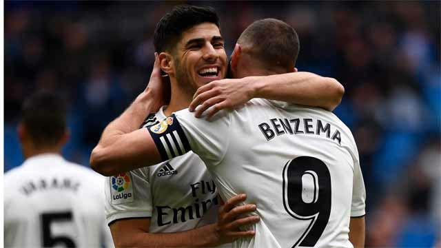 Benzema volvió a ser el mejor del Madrid. Así fue el partido del francés ante el Eibar