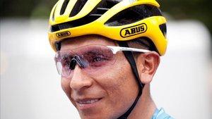 El cafetero tratará de mejorar sus pretaciones en la próxima Vuelta a España.