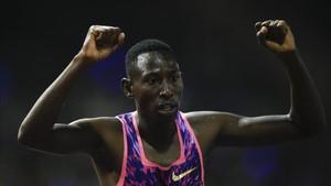 El campeón olímpico Kipruto, favorito en Elgoibar