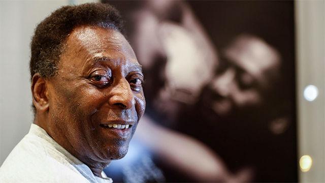Comencé a temblar, los nervios de Pelé segundos antes de marcar su gol mil