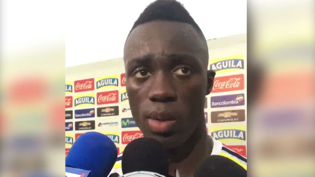 Davinson Sánchez sobre el interés del Barça