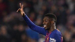 Dembélé ha tenido un impacto espectacular esta temporada