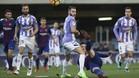 La derrota ante el Valladolid fue un duro golpe para el filial
