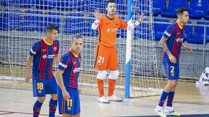 Dídac Plana quiere que el Barça empiece a remontar cuanto antes