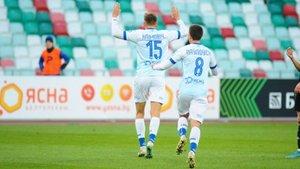 El Dinamo Minsk se estrenó ante el Torpedo Zhodino