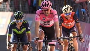 Dumoulin ha sido el corredor más fuerte del Giro2017