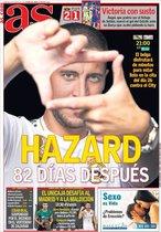 Esta es la portada de As del domingo 16 de febrero
