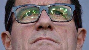 Fabio Capello destacó al Atlético