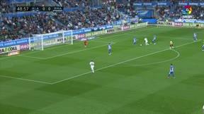 La gran jugada de Mariano: 3 recortes... y pérdida de balón