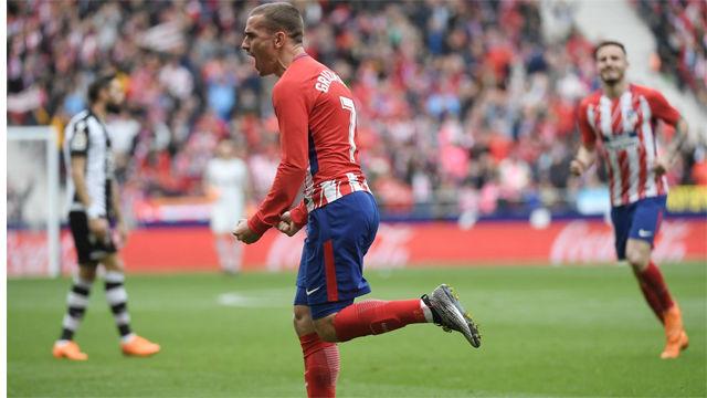 LALIGA   Atlético de Madrid - Levante (3-0): El golazo de Griezmann