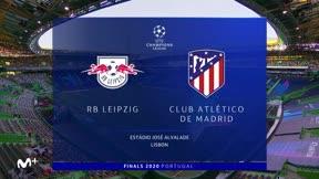 El Leipzig despierta al Atlético