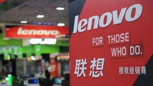 Lenovo sigue creciendo