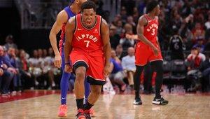Los Raptors caen ante los Thunder
