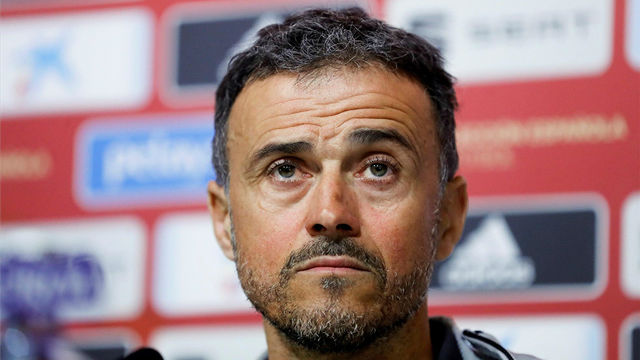 Luis Enrique, sobre Isco: No llamo a ningún entrenador; me preocupo en saber cómo se entrenan