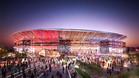 Maqueta del Nou Camp Nou