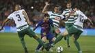 Messi sigue en estado de gracia